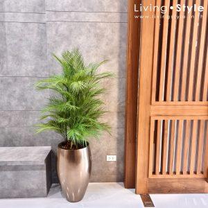 4 ปาล์มไผ่ ตกแต่งบ้าน Livingstyle ดอกไม้ปลอม ต้นไม้ปลอม ดอกไม้ประดิษฐ์ ต้นไม้ประดิษฐ์ ตกแต่งบ้าน สวนแนวตั้ง สวนหย่อม