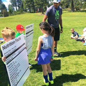 Sports Camp in Bend
