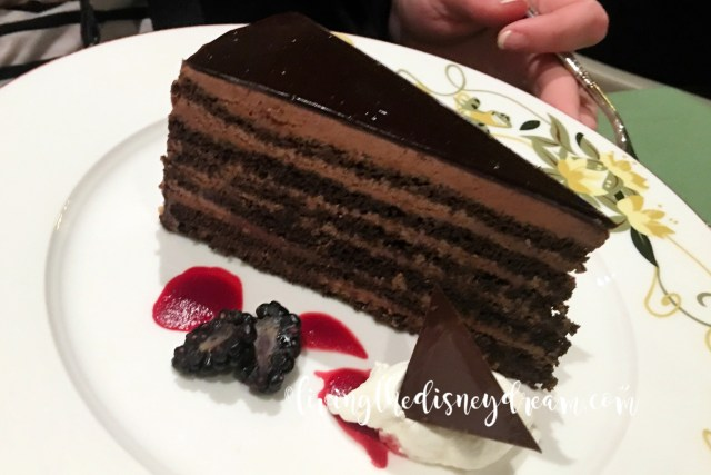 Chocolate Doberge Gateau