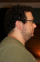 "Jeff's ""Before"" Photo - Side Profile"