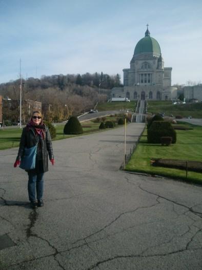 Mom at St. Josephe