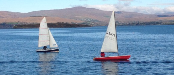 Bantry Sailing Dinghy Courses