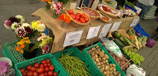 Bantry Market Stall