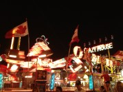 A ride at the CNE.