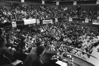 Massey Hall rally against the megacity.