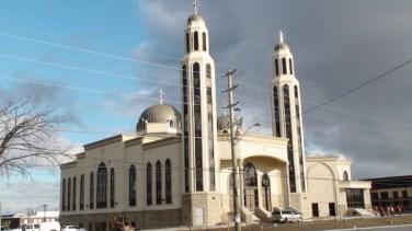 Archangel Michael and St Tekla Coptic Orthodox Church, Brampton
