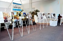 Ontario Architects Association display.
