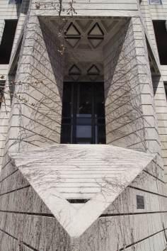Robert Library window