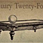 1月24日生まれの運勢と性格【占星術とタロットで導く誕生日占い】