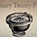 1月25日生まれの運勢と性格【星座/占星術とタロットで導く誕生日占い】