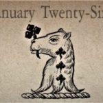 1月26日生まれの運勢と性格【星座/占星術とタロットで導く誕生日占い】