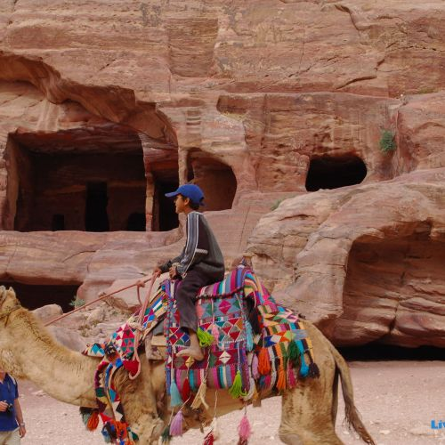 Writing, but not writing about Petra, Jordan 還未寫的約旦佩特拉