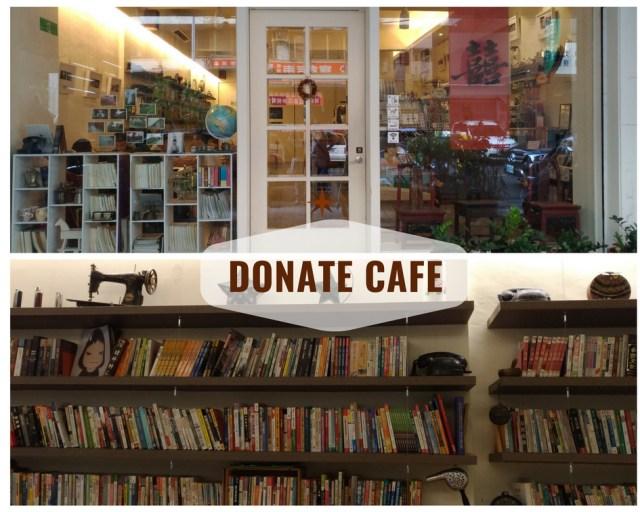 Donate Cafe, Taichung Taiwan