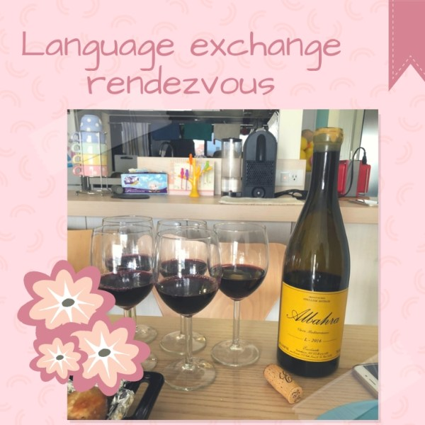 Language Exchange Rendezvous