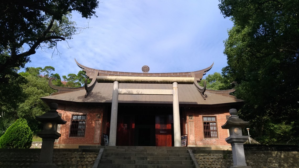 Can we change history? Tongxiao Shrine, Taiwan
