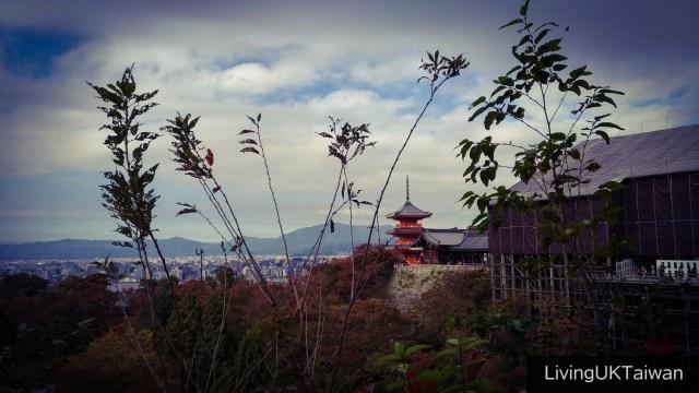 Kiyomizu-dera, Kyoto Japan