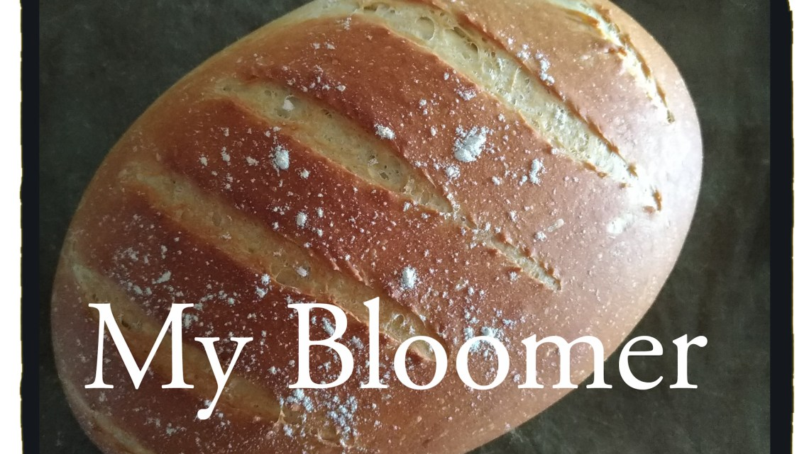 Bloomer three ways one weekend
