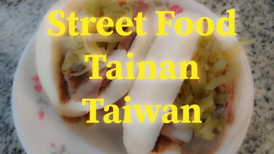 Street food in Tainan  台南小吃
