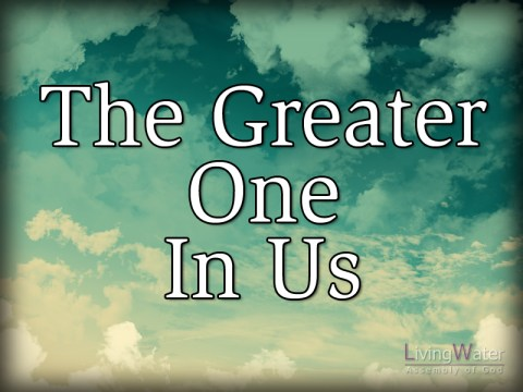 The Greater One in Us