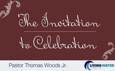 The Invitation of Celebration
