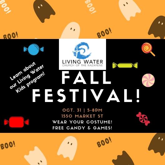 Living Water Church's Fall Festival (1)
