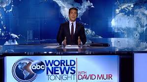 David Muir is our favorite newscaster