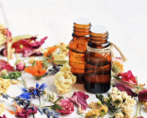 Essential Oils Composed