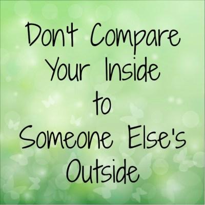 Compare Inside Outside