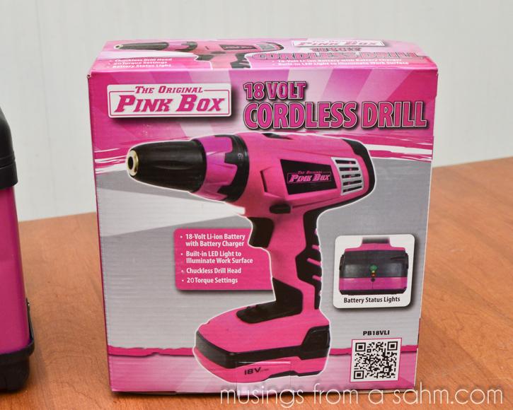 Pink Box Drill