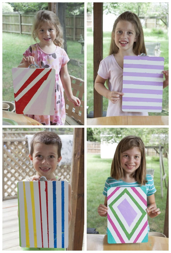 Painted Chalkboards