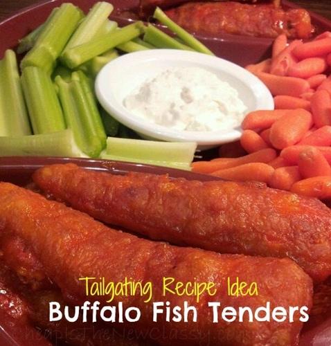 Buffalo Fish Tenders