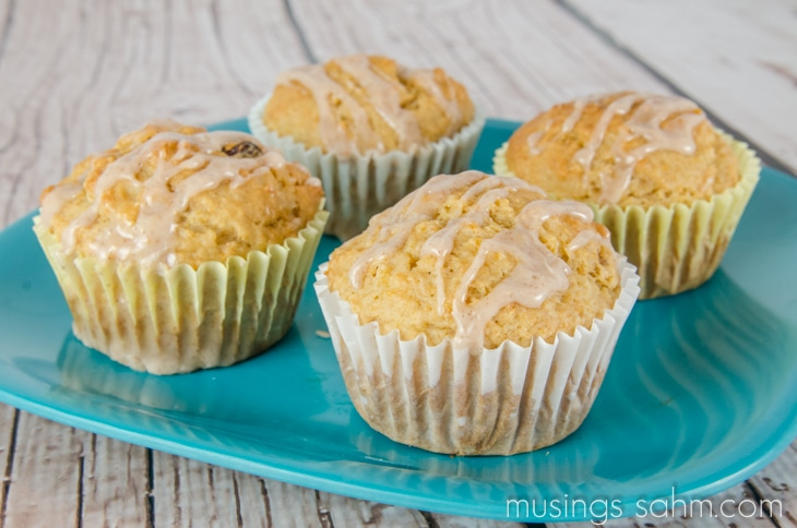 Cherry-Pear-Muffins