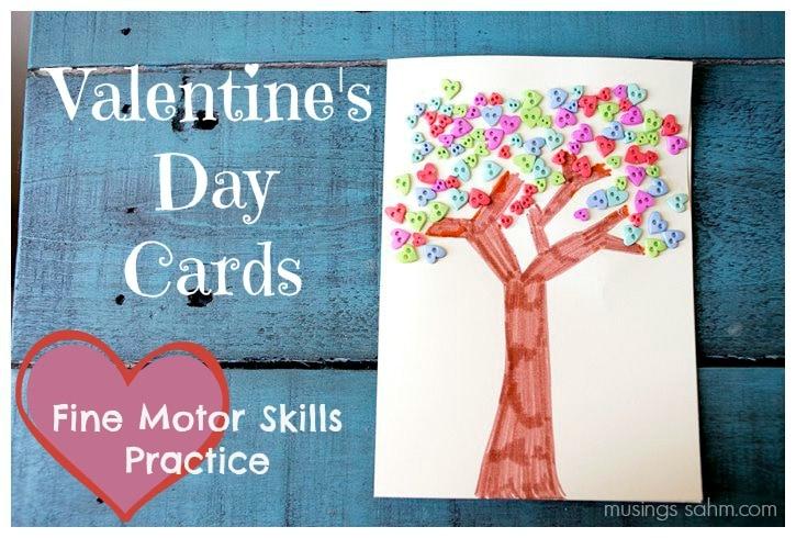 Homemade Valentine's Day Cards Kids