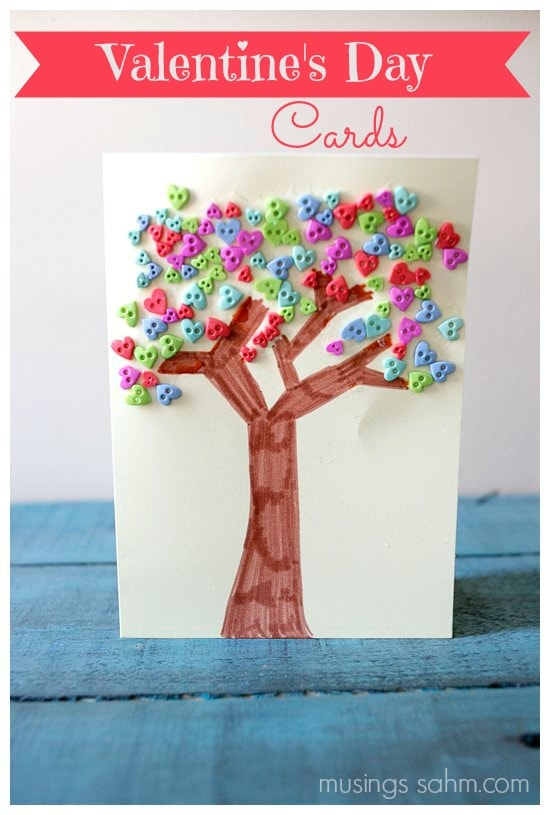 Homemade Valentine's Day Cards