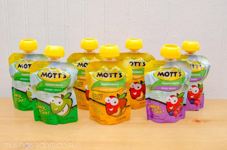 Mott's Snack n Go Applesauce