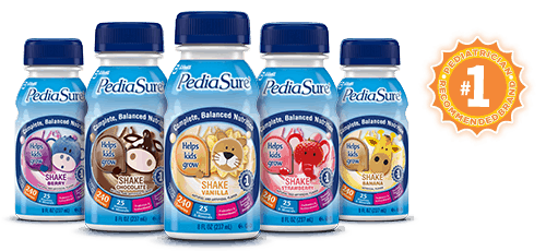 PediaSure Nutrition Drinks