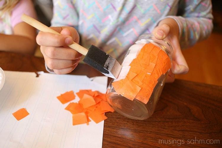 DIY pumpkin tutorial