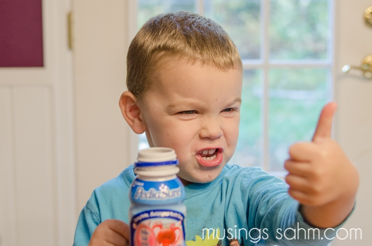PediaSure ThumbsUp