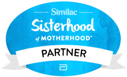 Sisterhood of Motherhood blogger badge 250x151