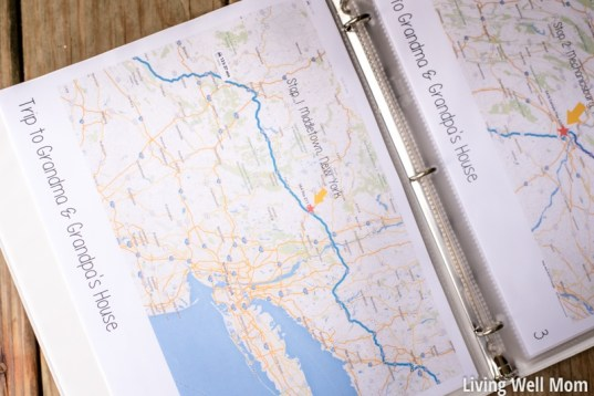 printable travel games including map activity for kids