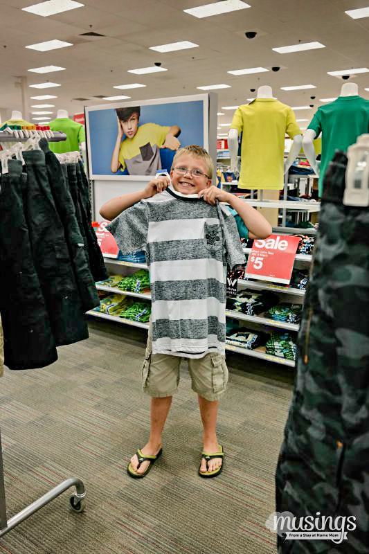 Back-to-School shopping is as easy as ABC at Target!