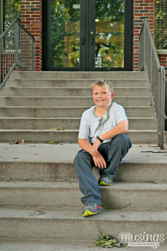 Back-to-School Clothes Easy as 123