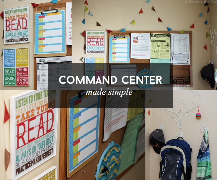 Command Center Collage by Sophistishe