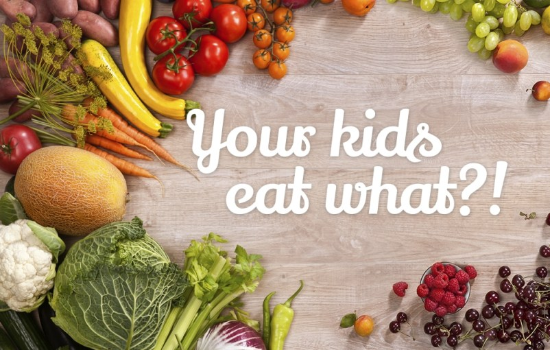 It's so important to know what your kids eat and to have the knowledge that the recipes you make contain healthy ingredients that actually do their bodies good!