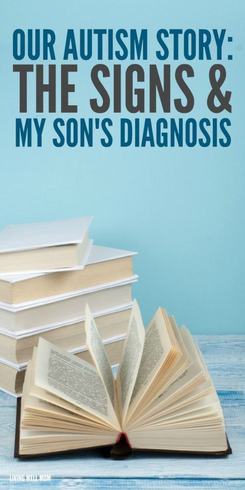I Gave My Child Autism >> Our Autism Story The Signs My Son S Diagnosis