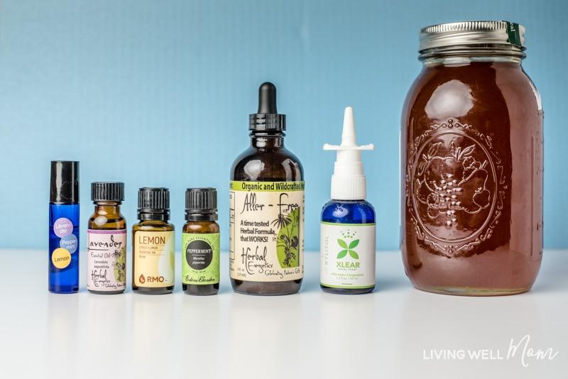 natural home remedies for seasonal allergies