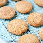 Softy, chewy Pumpkin Spice Snickerdoodle cookies are gluten-free and loaded with your favorite pumpkin spices. This easy-to-make cookie recipe is so delicious, it never lasts long!