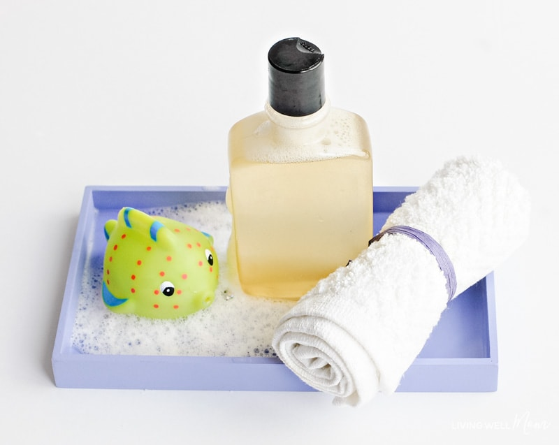 all natural calm bubble bath