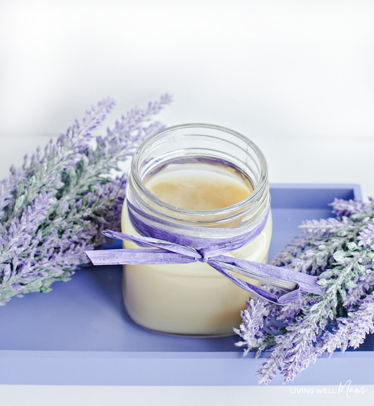 homemade foot cream