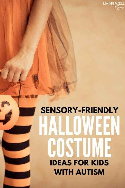 Sensory Friendly Halloween Costume Ideas for Kids with Autism
